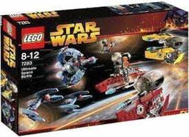 LEGO Star Wars Set #7283 Ultimate Space Battle