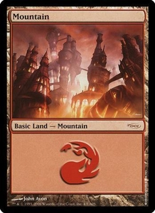 Magic the Gathering Arena Promo Card Mountain [Arena 2006]