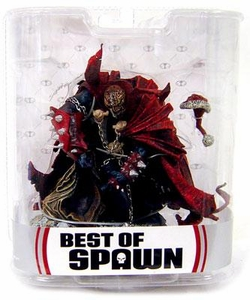 McFarlane Toys Best of Spawn Exclusive Action Figure Santa Spawn