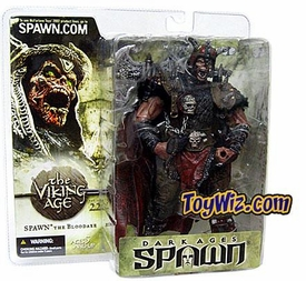 McFarlane Toys Spawn Dark Ages The Viking Age Spawn the Bloodaxe