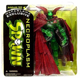 McFarlane Toys Spawn Exclusive Action Figure Necroplasm Spawn 2