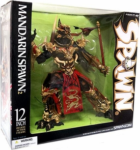 McFarlane Toys Spawn Deluxe 12 Inch Action Figure Mandarin Spawn 2