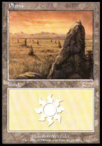 Magic the Gathering Arena Promo Card Plains [Arena 2003]