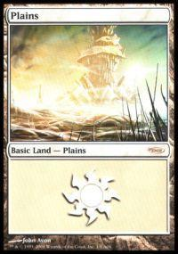 Magic the Gathering Arena Promo Card Plains [Arena 2004]
