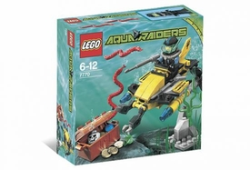 LEGO Aqua Raiders Set #7770 Deep Sea Treasure Hunters