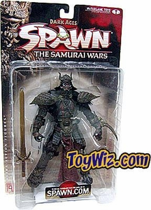 McFarlane Toys Spawn Dark Ages The Samurai Wars Series 19 Samurai Spawn