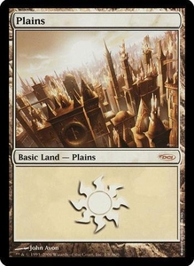 Magic the Gathering Arena Promo Card Plains [Arena 2006]