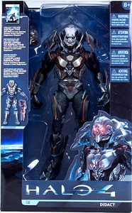 Halo 4 McFarlane Toys Deluxe 9 Inch Action Figure Didact [Unlocks Refractive Venator & Suppressor Skin!]