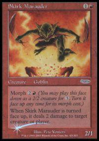Magic the Gathering Arena Promo Card Skirk Marauder [Arena 2003]