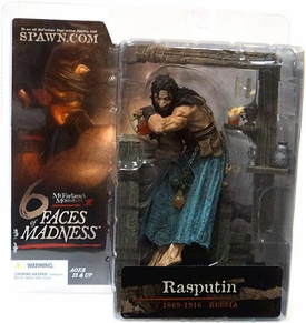 McFarlane Toys Monsters Series 3 Faces of Madness Action Figure Rasputin