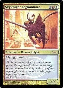 Magic the Gathering Arena Promo Card Skyknight Legionnaire [Arena 2005]