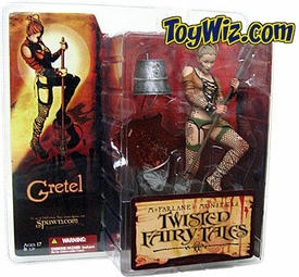 McFarlane Toys Monsters Series 4 Twisted Fairy Tales Action Figure Gretel