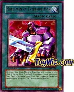 YuGiOh Pharaoh's Servant Single Card Rare PSV-035 Nobleman of Extermination