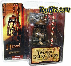 McFarlane Toys Monsters Series 4 Twisted Fairy Tales Action Figure Hansel