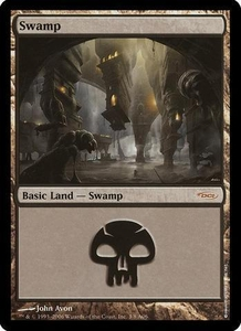 Magic the Gathering Arena Promo Card Swamp [Arena 2006]