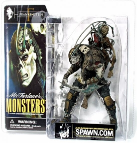 McFarlane Monsters Series 1 Action Figure Frankenstein [Clean Package]