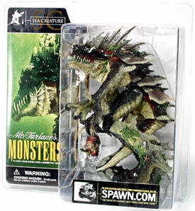 McFarlane Monsters Series 1 Action Figure Sea Creature [Clean Package]