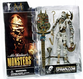 McFarlane Monsters Series 1 Action Figure Mummy [Clean Package]