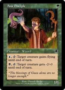 Magic the Gathering Apocalypse Single Card Common #73 Ana Disciple
