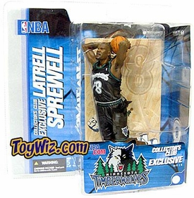 McFarlane Toys NBA Sports Collectors Club Exclusive Latrell Sprewell (Minnesota Timberwolves)