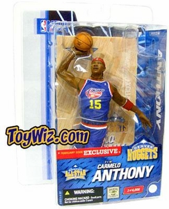 McFarlane Toys NBA Sports Picks All-Star Game Exclusive Action Figure Carmelo Anthony (Denver Nuggets)