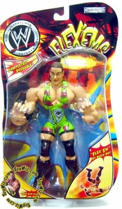 WWE Wrestling Action Figure Flex'ems Series 2 RVD Rob Van Dam
