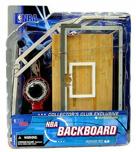 McFarlane Toys NBA Collector's Club Exclusive NBA Backboard