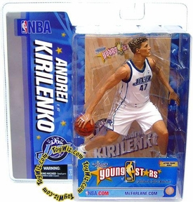 McFarlane Toys NBA Sports Picks Young Stars Exclusive Action Figure Andrei Kirilenko (Utah Jazz)