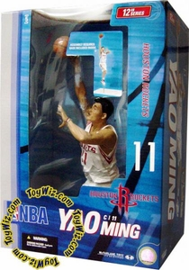 McFarlane Toys NBA Sports Picks 12 Inch Action Figure Yao Ming (Houston Rockets)