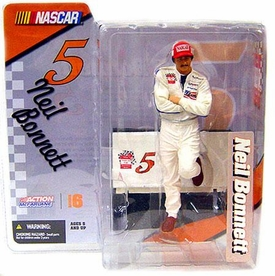 McFarlane Toys NASCAR Series 6 Action Figure Neil Bonnett