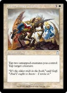 Magic the Gathering Apocalypse Single Card Uncommon #7 Diversionary Tactics