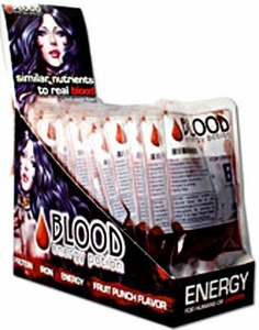Energy Drink Blood Energy Potion 12-Pack