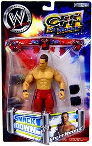 WWE Jakks Pacific Wrestling Action Figure Off The Ropes Series 7 Chris Benoit