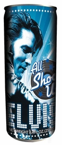 Energy Drink Elvis All Shook Up