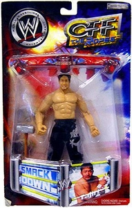 WWE Jakks Pacific Wrestling Action Figure Off The Ropes Series 6 Tajiri