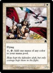 Magic the Gathering Apocalypse Single Card Common #13 Helionaut