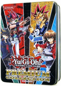 YuGiOh 2012 Premium Collection Tin [14 Foil Cards!]
