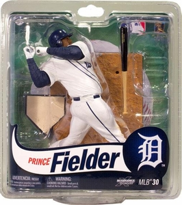 McFarlane Toys MLB Sports Picks Series 30 Action Figure Prince Fielder (Detroit Tigers)