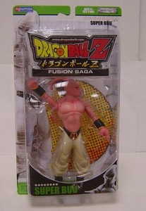 Dragon Ball Z Fusion Saga 2 Action Figure Super Buu