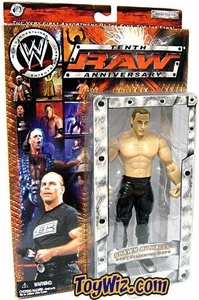 WWE Wrestling Raw 10th Anniversary Action Figure Shawn Michaels
