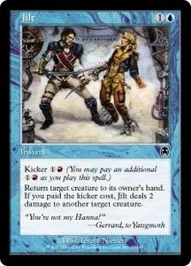 Magic the Gathering Apocalypse Single Card Common #27 Jilt