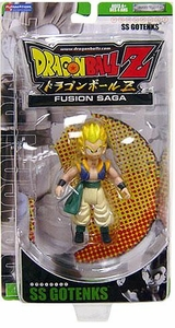 Dragonball Z Fusion Saga 2 Action Figure SS Gotenks