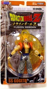 Best of Dragonball Z Fusion Reborn Action Figure SS Gogeta