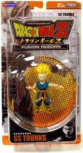 Best of Dragon Ball Z Fusion Reborn Action Figure SS Trunks