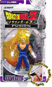 Dragon Ball Z Fusion Action Figure SS Vegito