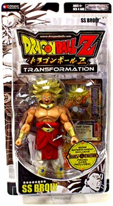 Dragon Ball Z Transformation Exclusive Action Figure SS Broly