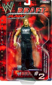 WWE Jakks Pacific Wrestling Action Figure RAW Draft #02 NWO Kevin Nash