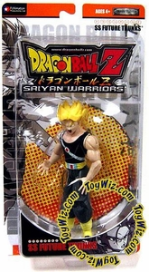 Dragon Ball Z Saiyan Warriors Action Figure SS Future Trunks