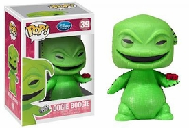 Funko POP! Disney Series 4 Vinyl Figure Oogie Boogie [Nightmare Before Christmas] New!