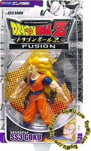 Dragonball Z Fusion Action Figure SS3 Goku